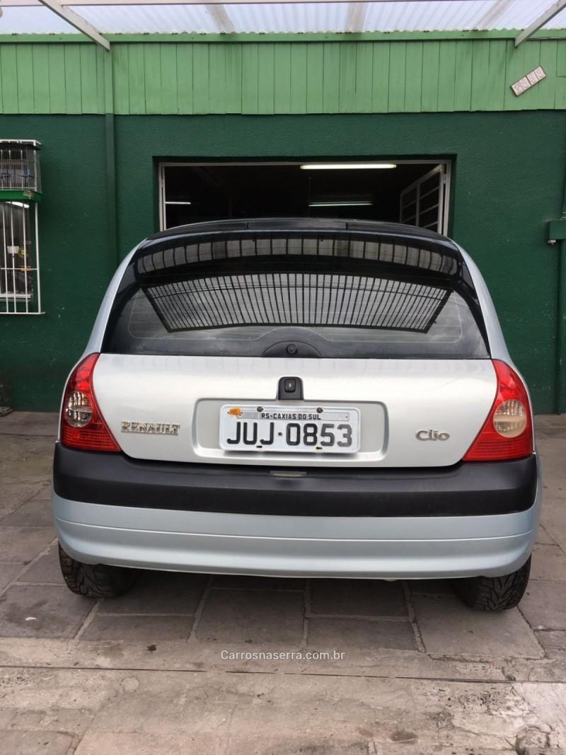 clio 1.0 expression 16v gasolina 4p manual 2004 caxias do sul
