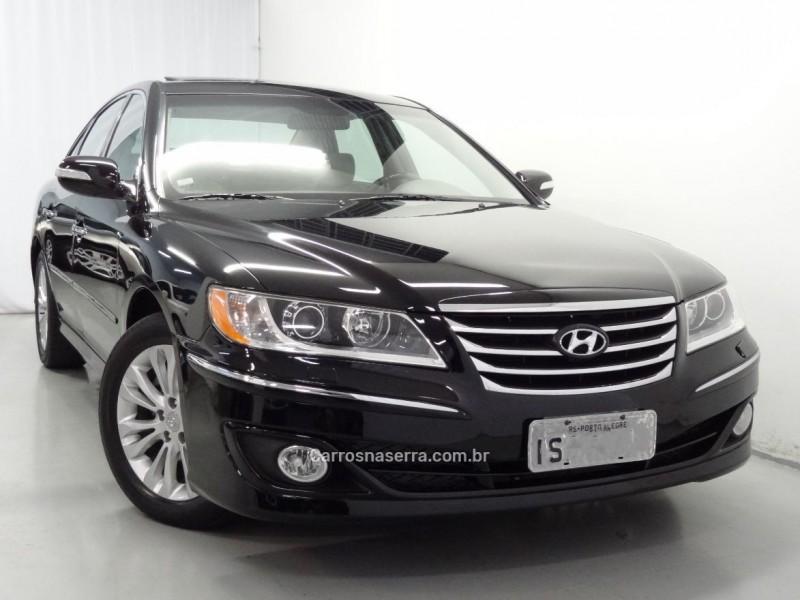 azera 3.3 mpfi gls sedan v6 24v gasolina 4p automatico 2011 farroupilha