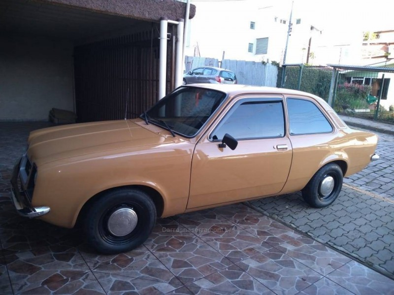 chevette 1.4 8v gasolina 4p manual 1978 caxias do sul