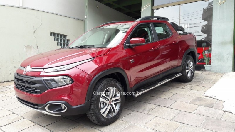 toro 2.0 16v turbo diesel freedom 4wd at9 automatico 2019 garibaldi