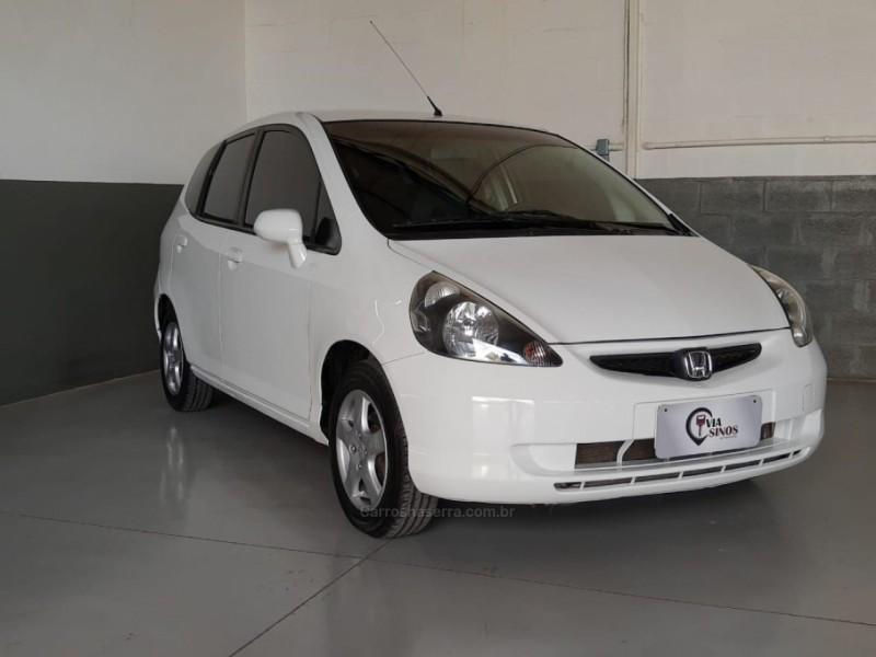 fit 1.4 lx 8v gasolina 4p automatico 2004 portao