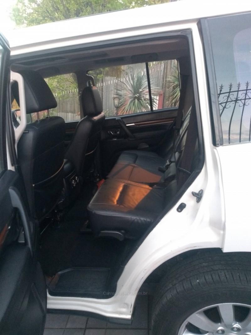 pajero full 3.2 hpe 4x4 16v diesel 4p automatico 2010 bento goncalves