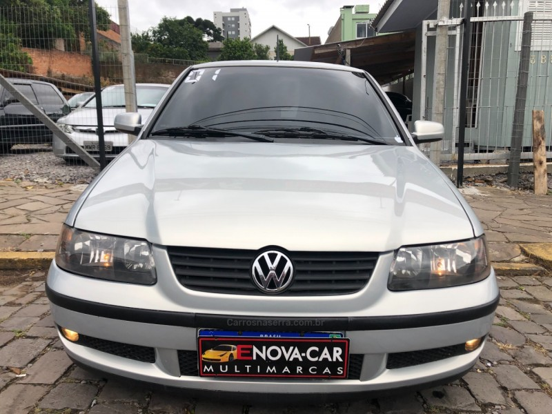 saveiro 1.8 mi summer cs 8v gasolina 2p manual g.iii 2001 caxias do sul