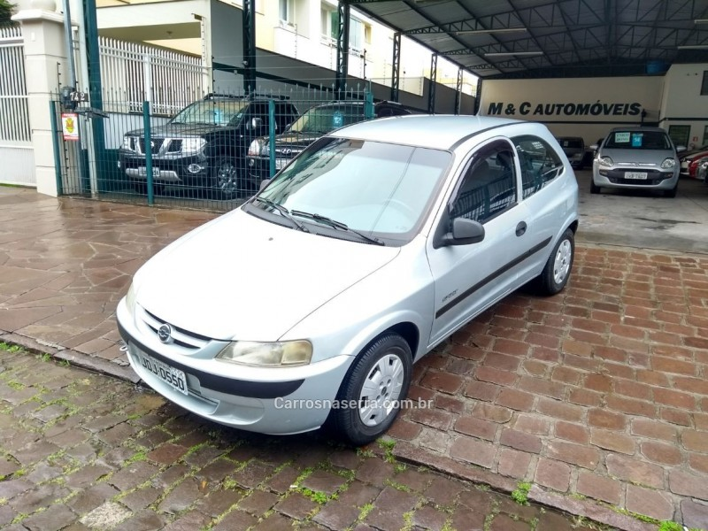 celta 1.0 mpfi spirit 8v flex 2p manual 2006 caxias do sul