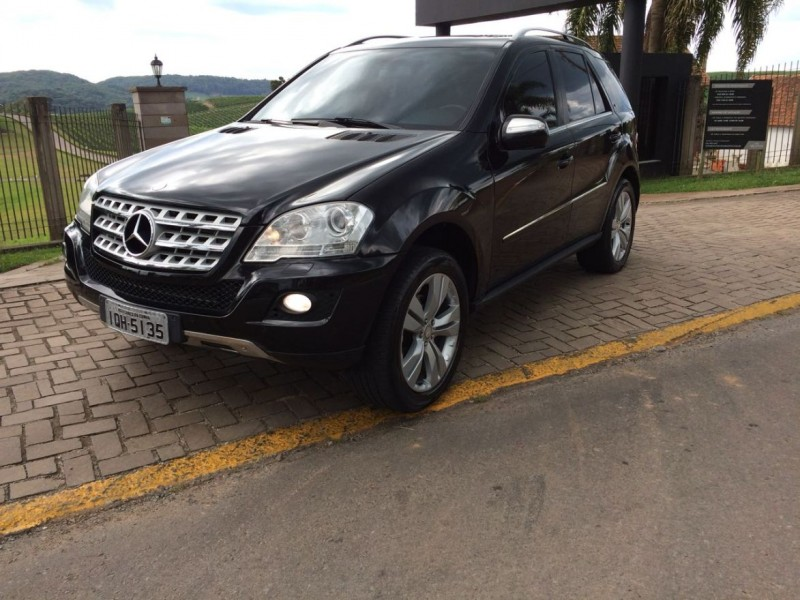 ML 350 3.0 CDI 4X4 V6 DIESEL 4P AUTOMÁTICO - 2010 - FLORES DA CUNHA