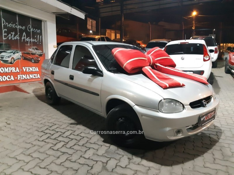 corsa 1.0 mpfi classic sedan 8v gasolina 4p manual 2004 caxias do sul