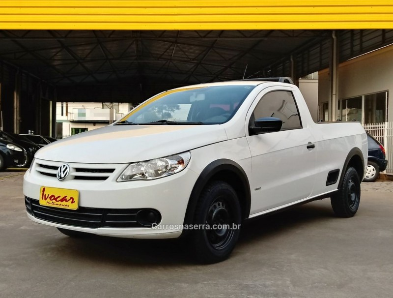 saveiro 1.6 mi cs 8v flex 2p manual g.v 2012 vacaria
