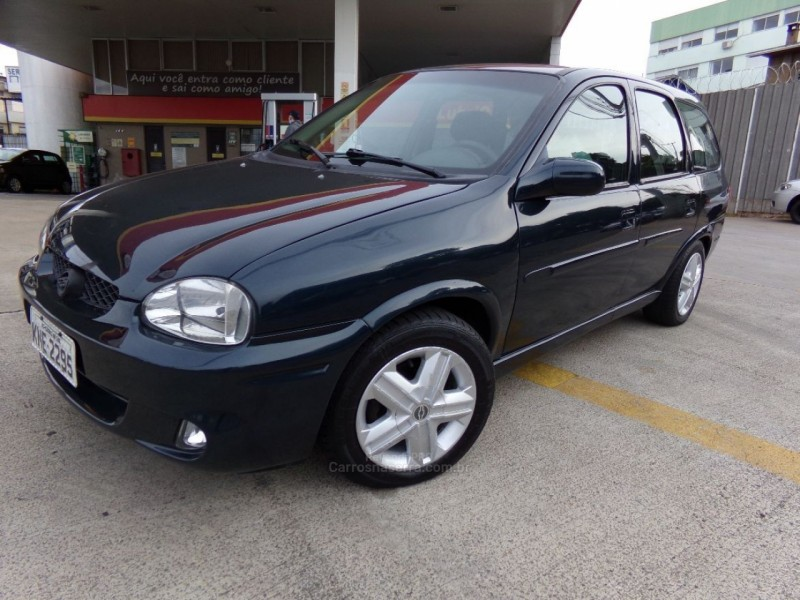corsa 1.0 mpfi super wagon 16v gasolina 4p manual 2001 caxias do sul