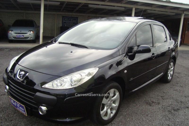 307 1.6 presence pack sedan 16v flex 4p manual 2010 caxias do sul