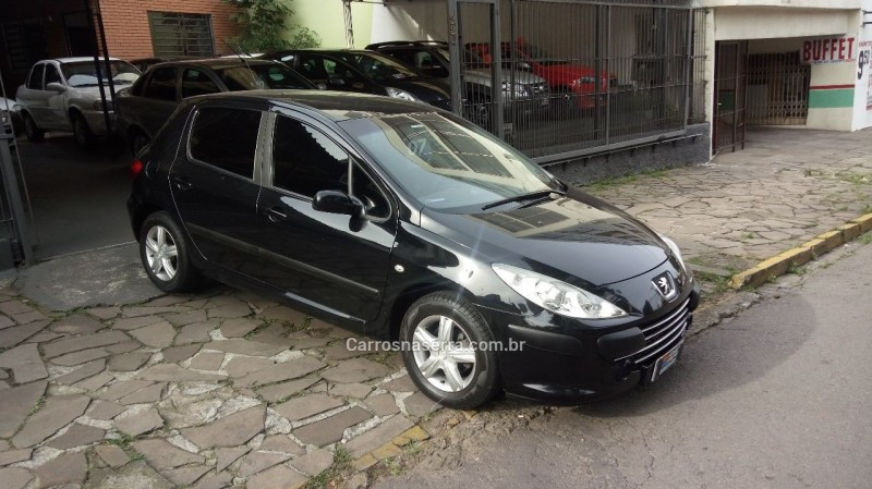 307 1.6 presence 16v flex 4p manual 2007 caxias do sul