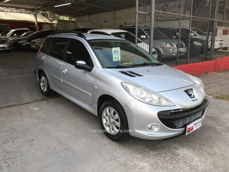 207 1.4 xr s sw 8v flex 4p manual 2011 caxias do sul