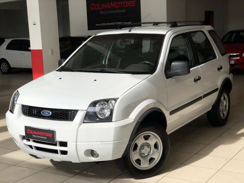 ecosport 1.6 xls 8v gasolina 4p manual 2005 caxias do sul