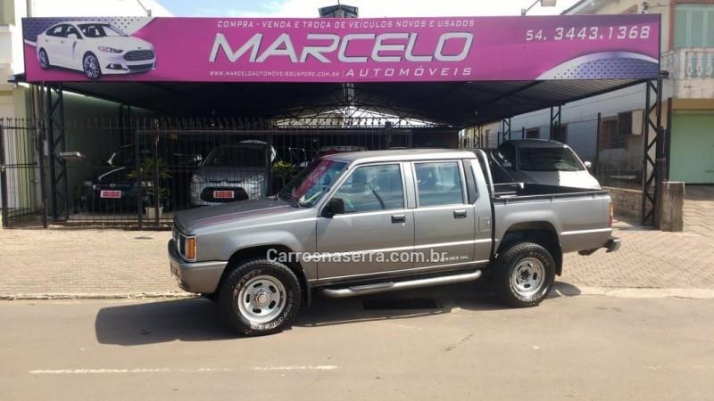 l200 2.5 l 4x4 cd 8v turbo diesel 4p manual 1999 guapore