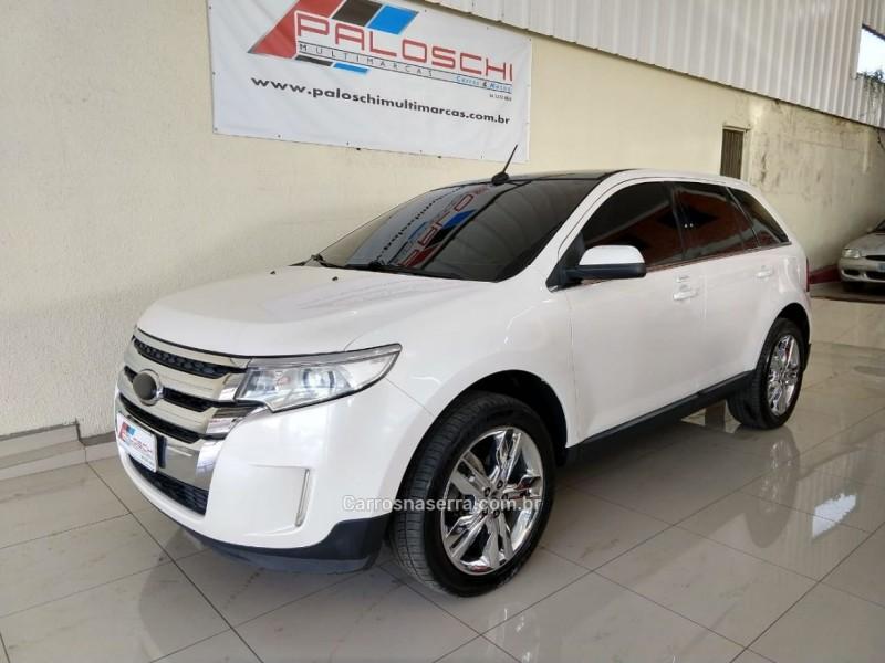 edge 3.5 limited awd v6 24v gasolina 4p automatico 2011 vacaria