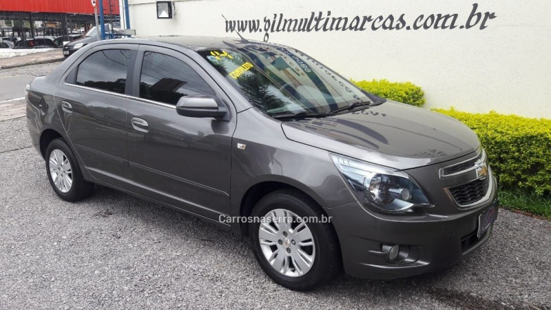 COBALT 1.8 MPFI LTZ 8V FLEX 4P MANUAL - 2014 - CAXIAS DO SUL