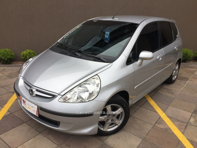 fit 1.4 lxl 8v gasolina 4p manual 2007 caxias do sul