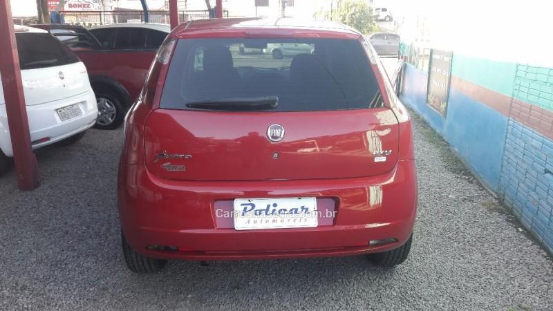 PUNTO 1.4 ELX 8V FLEX 4P MANUAL - 2008 - CAXIAS DO SUL