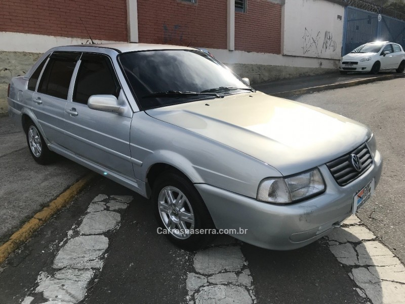 santana 1.8 mi 8v gasolina 4p manual 2000 caxias do sul