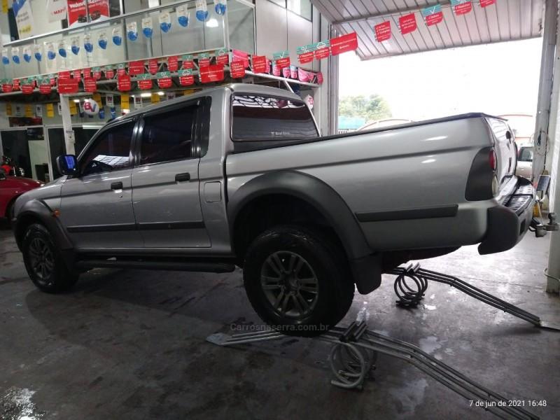 l200 outdoor 2.5 gls 4x4 cd 8v turbo intercooler diesel 4p manual 2008 caxias do sul