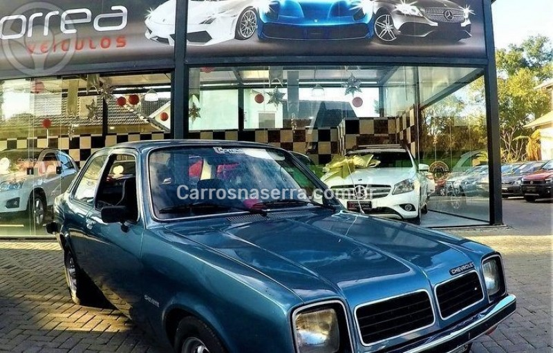 chevette 1.6 sl 8v gasolina 2p manual 1982 canela