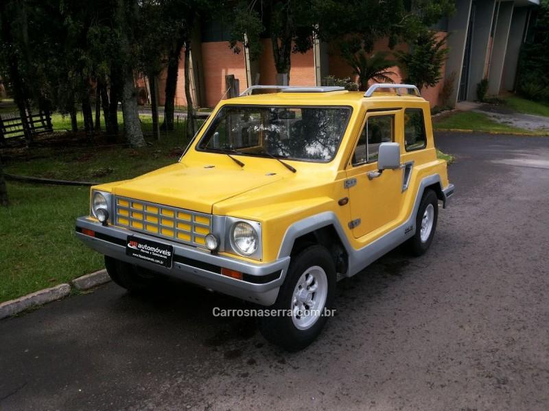 x12 1.6 tr 8v gasolina 2p manual 1985 nova petropolis
