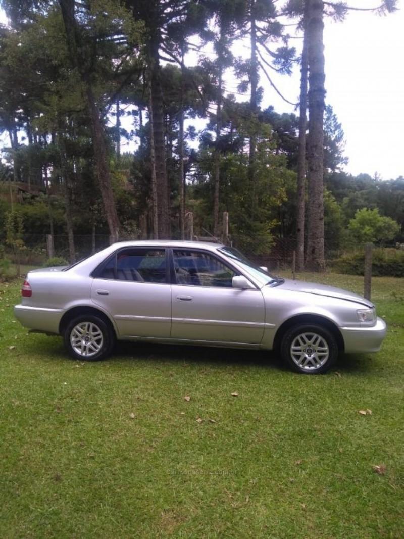 corolla 1.8 xei 16v gasolina 4p automatico 2000 caxias do sul