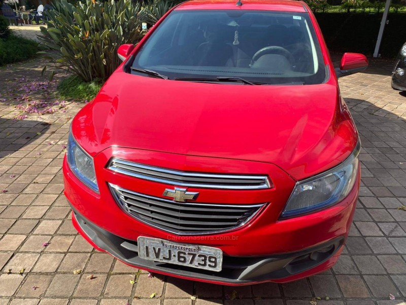 prisma 1.4 mpfi ltz 8v flex 4p manual 2014 estancia velha