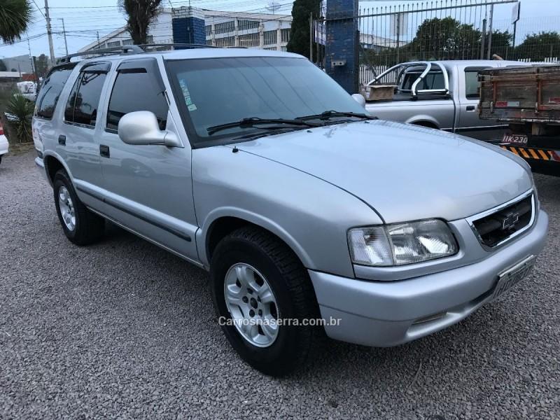blazer 4.3 sfi dlx 4x2 v6 12v gasolina 4p manual 1998 caxias do sul