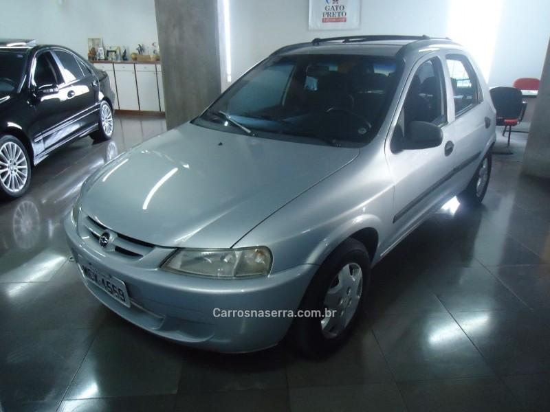 celta 1.0 mpfi vhc super 8v gasolina 4p manual 2003 caxias do sul
