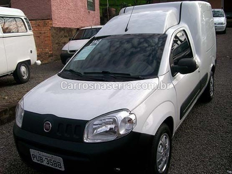 fiorino 1.4 mpi furgao 8v flex 2p manual 2014 caxias do sul