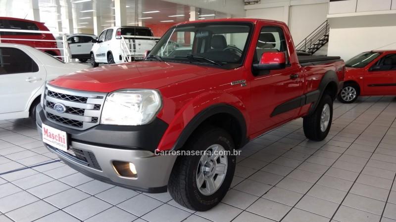 ranger 2.3 sport 16v 4x2 cs gasolina 2p manual 2011 caxias do sul