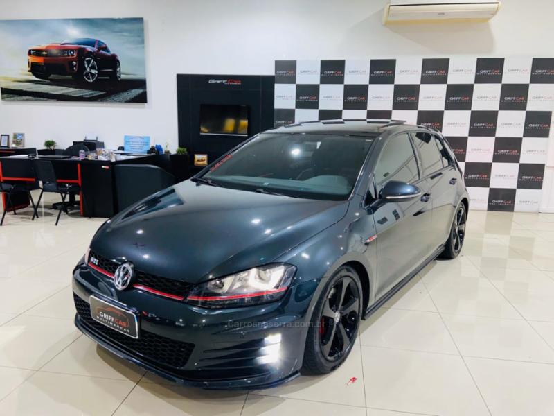 golf 2.0 tsi gti 16v turbo gasolina 4p automatico 2017 dois irmaos