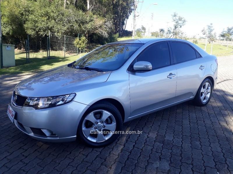 cerato 1.6 ex3 sedan 16v gasolina 4p automatico 2010 caxias do sul