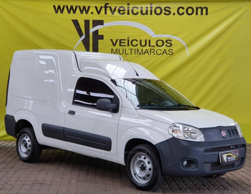 fiorino 1.4 mpi furgao 8v flex 2p manual 2015 caxias do sul
