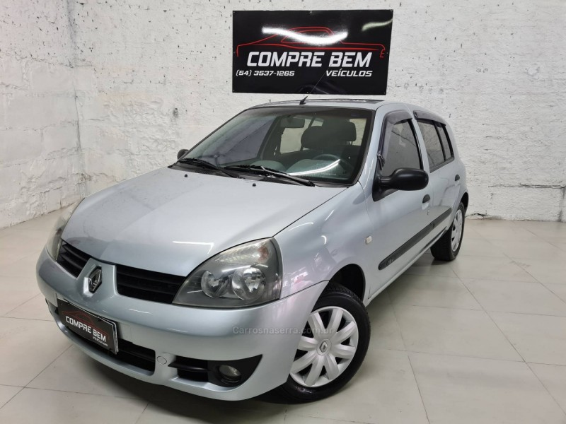 clio 1.6 expression 16v flex 4p manual 2007 caxias do sul
