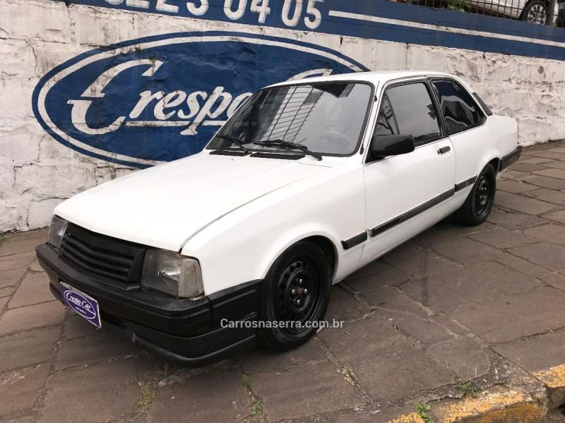 chevette 1.6 sl 8v gasolina 2p manual 1989 caxias do sul