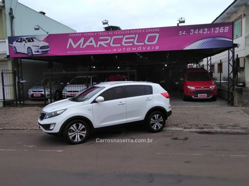 sportage 2.0 ex 4x2 16v gasolina 4p automatico 2012 guapore