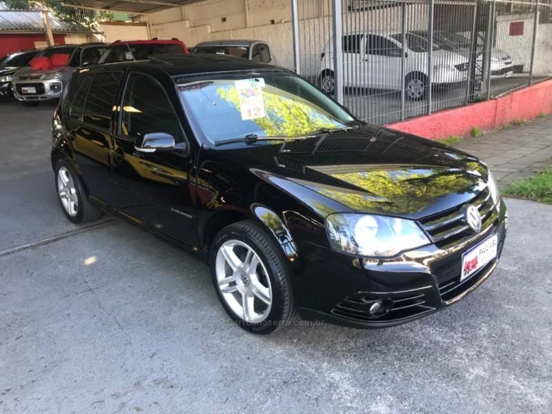 golf 2.0 mi black edition 8v flex 4p tiptronic 2012 caxias do sul