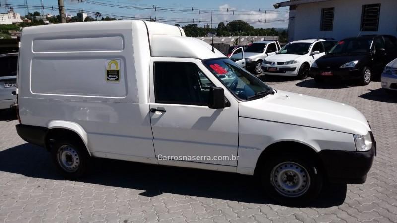 fiorino 1.3 mpi fire furgao 8v gasolina 2p manual 2006 caxias do sul