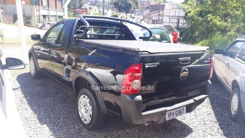 MONTANA 1.4 MPFI CONQUEST CS 8V FLEX 2P MANUAL - 2010 - CAXIAS DO SUL