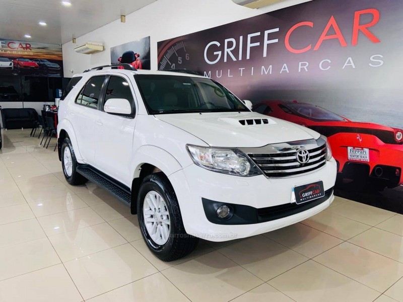 hilux sw4 3.0 srv 4x4 cd 16v turbo intercooler diesel 4p automatico 2015 dois irmaos