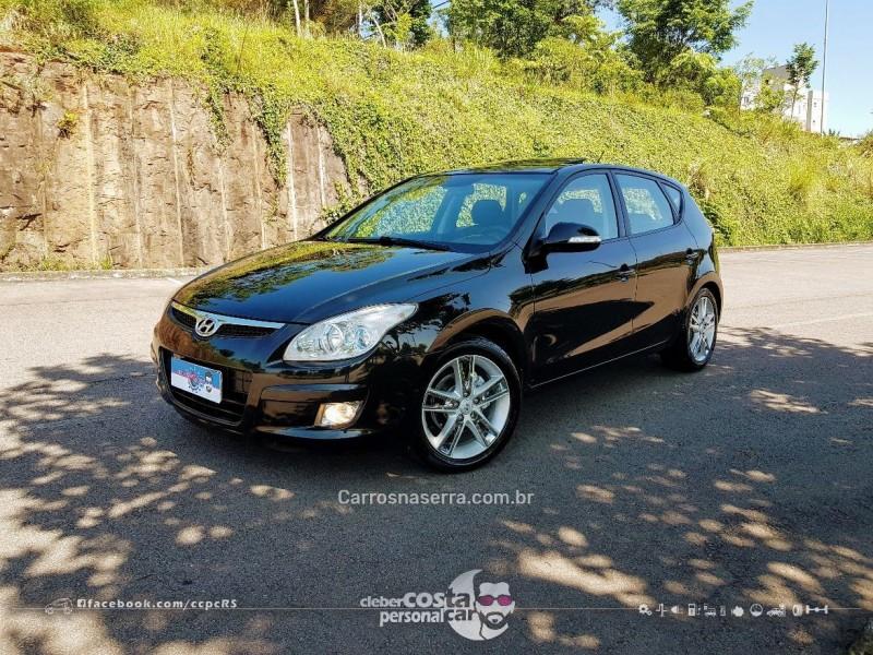 i30 2.0 mpfi gls 16v gasolina 4p automatico 2010 bento goncalves