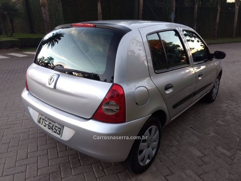 CLIO 1.0 CAMPUS 16V FLEX 4P MANUAL - 2011 - CAXIAS DO SUL