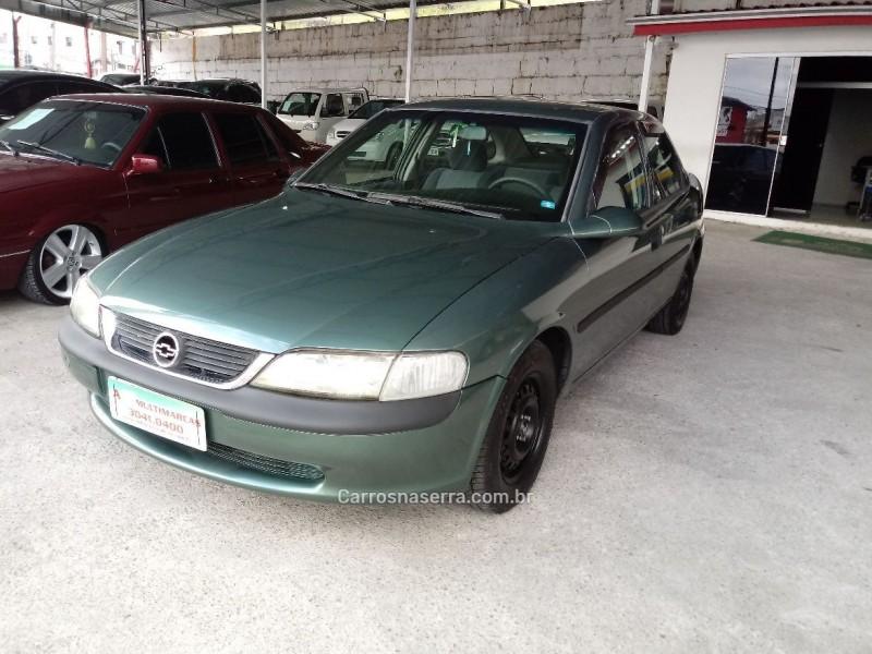 vectra 2.0 mpfi gl 8v gasolina 4p manual 1999 caxias do sul