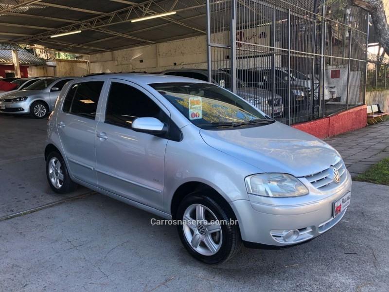 fox 1.6 mi plus 8v gasolina 4p manual 2006 caxias do sul