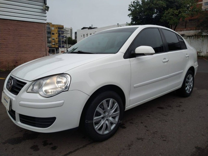 polo sedan 1.6 mi 8v flex 4p manual 2012 passo fundo
