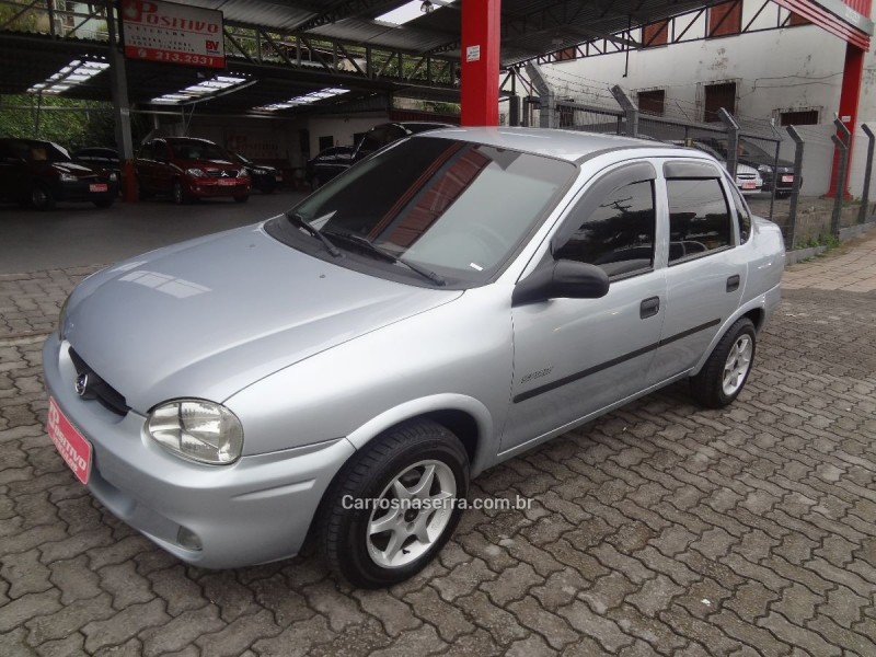 corsa 1.0 mpfi classic sedan spirit 8v flex 4p manual 2008 caxias do sul