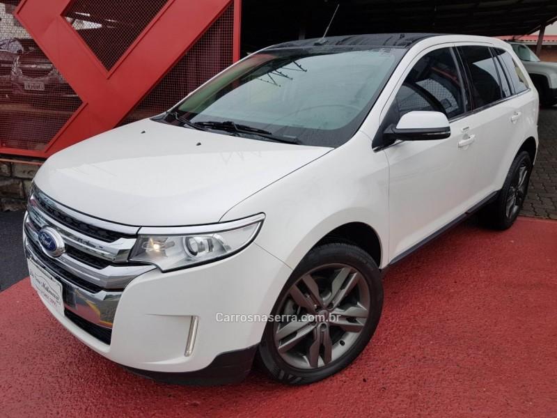 edge 3.5 limited awd v6 24v gasolina 4p automatico 2013 farroupilha