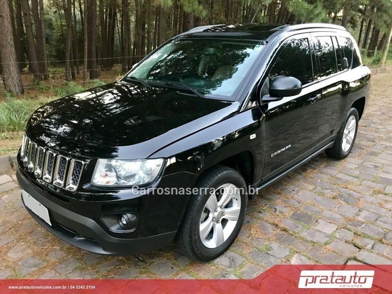 compass 2.0 sport 4x2 16v gasolina 4p automatico 2012 nova prata