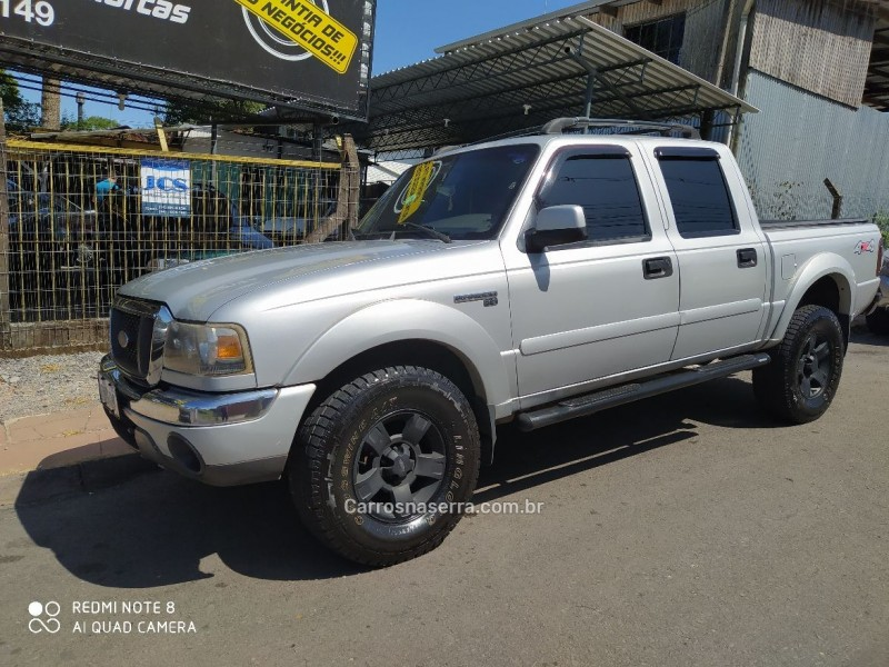 ranger 3.0 xlt 4x4 cd 16v turbo eletronic diesel 4p manual 2007 caxias do sul
